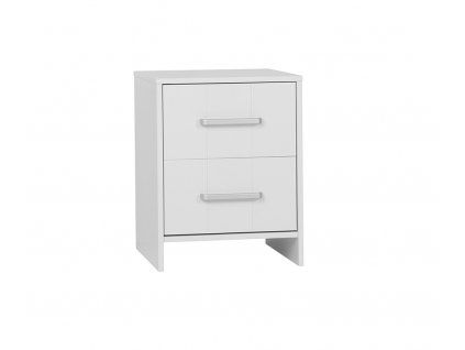 Calmo desk cabinet white