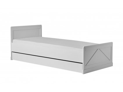 Marie bed200x90 white 2