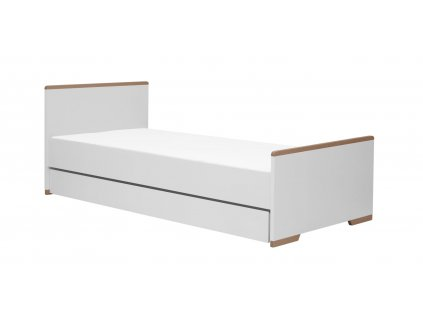 Snap bed200x90 white 2