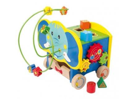 Motoricky slon aktivne motoricke hracky
