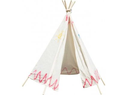 Stan indianske teepee