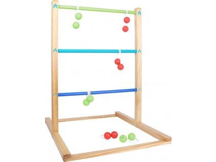 Hadzacia hra Ladder golf aktive