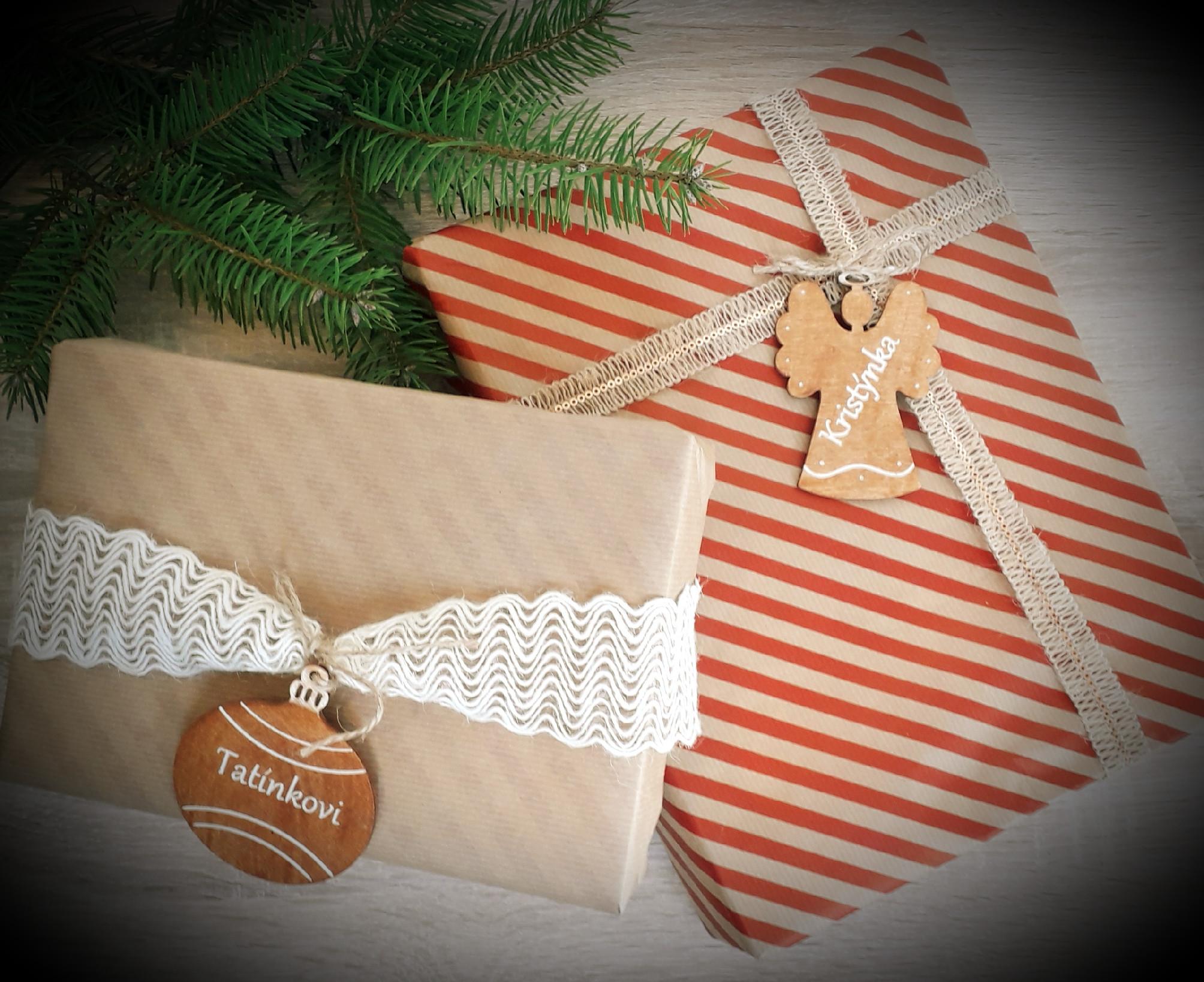 Vánoční a zimní dekorace