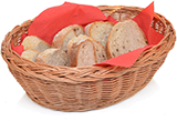Ošatky na chleba