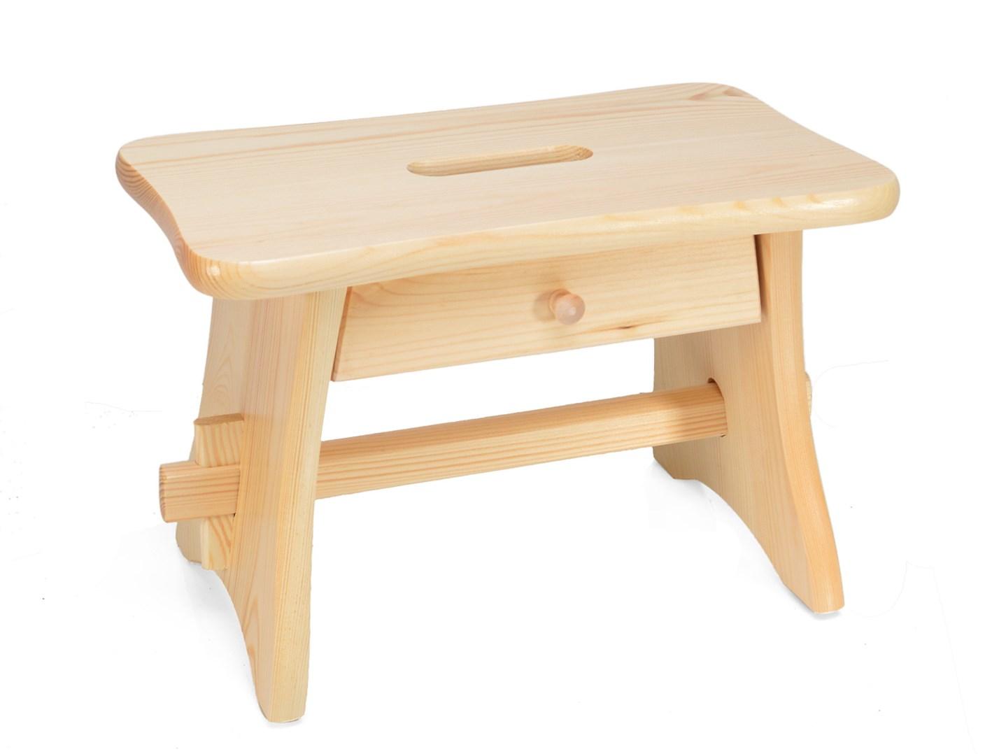 Dřevěné dětské stoličky
