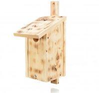 Dřevěné ptačí budky