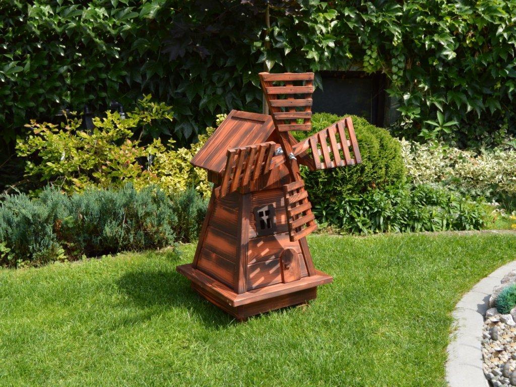 Větrný mlýn na zahradu