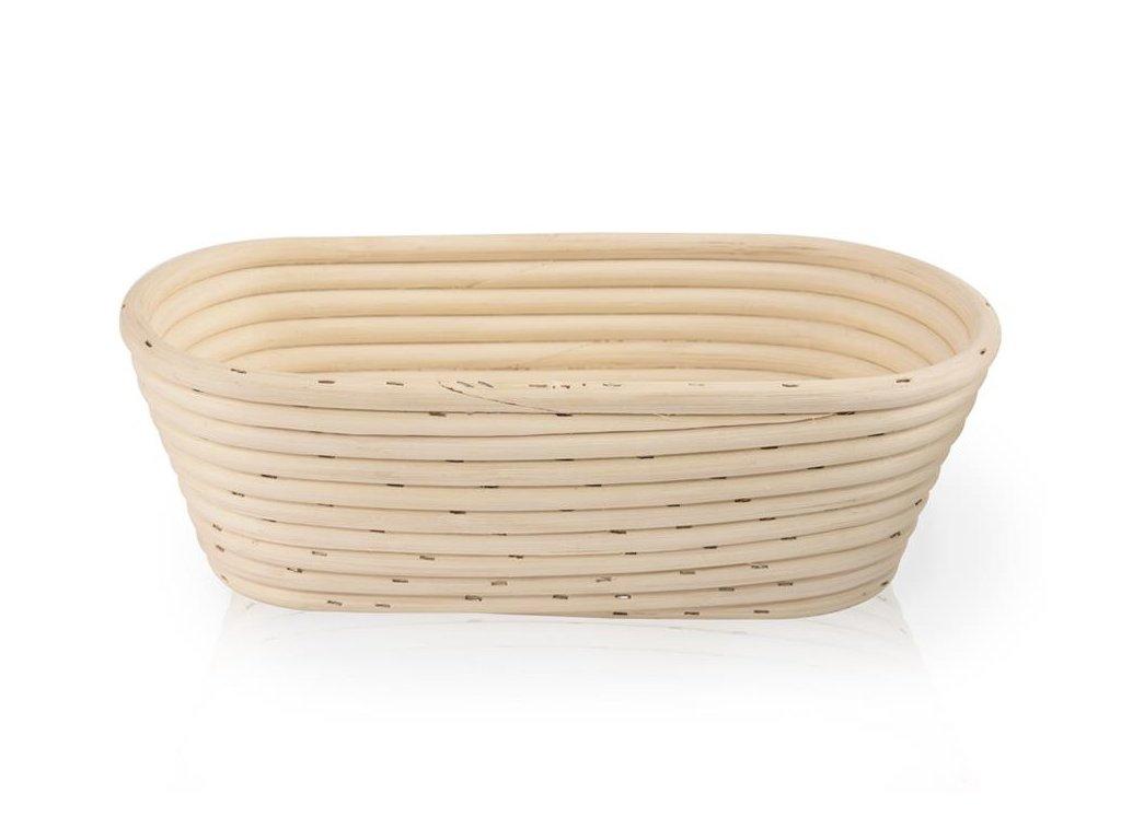 Ošatka na kynutí chleba z pedigu, oválná - 1 kg, typ III.