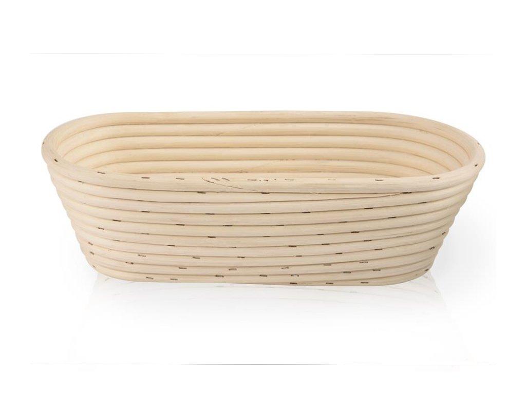 Ošatka na kynutí chleba z pedigu, oválná - 1,5 kg, typ III.