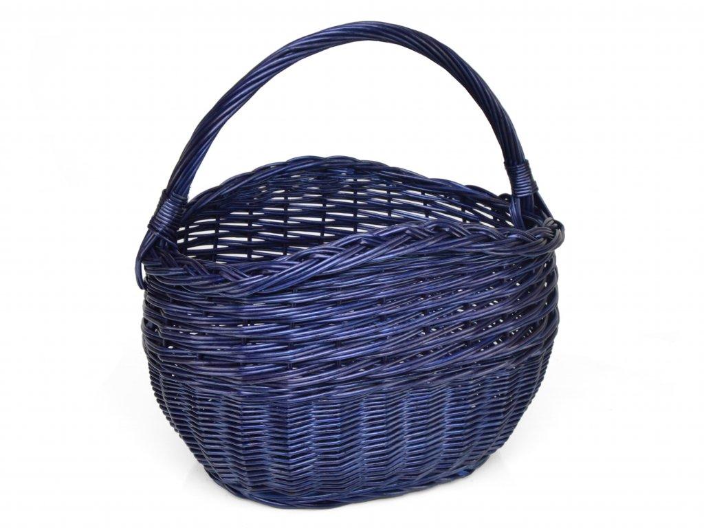 Modrý nákupní košík - Jarek
