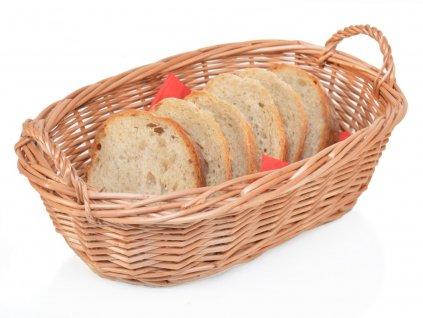 Proutěná ošatka na chléb II.