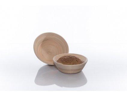 Ošatka na kynutí chleba kulatá - 0,75 kg