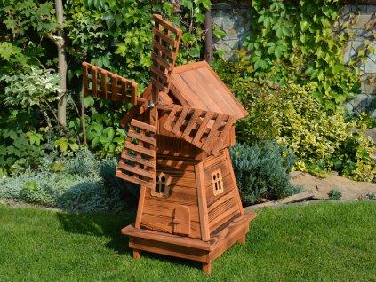 Větrný mlýn na zahradu velký - lípa