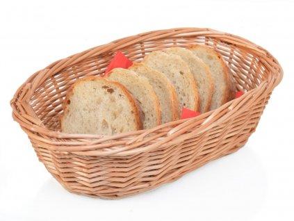 Proutěná ošatka na chléb VI.