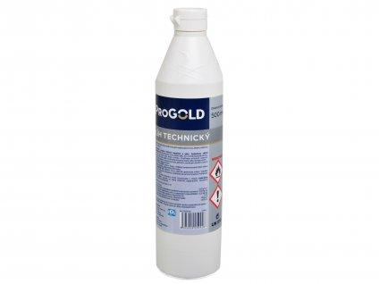 Líh technický - 500 ml (denaturovaný líh)