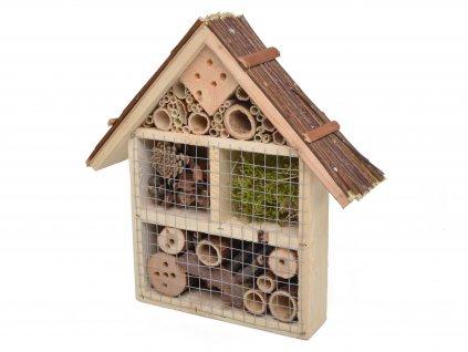 Domeček pro hmyz - 30 x 30 cm