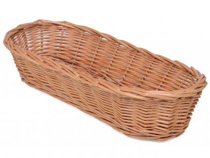 Proutěná ošatka na chléb VII.