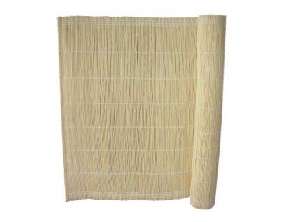 Bambusová rohož na stěnu, šířka 60 cm, délka 300 cm