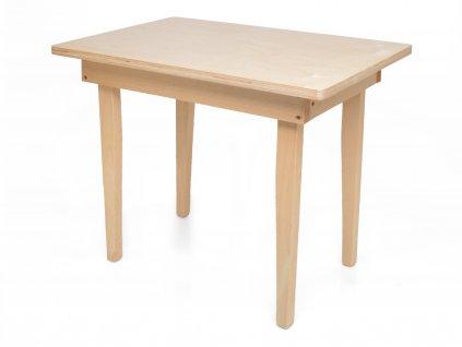 Dřevěný stůl pro dvě děti II.