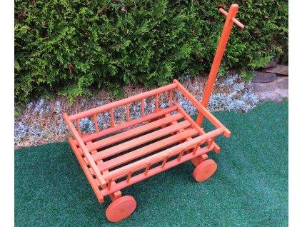 Trakař - žebřinový vozíček
