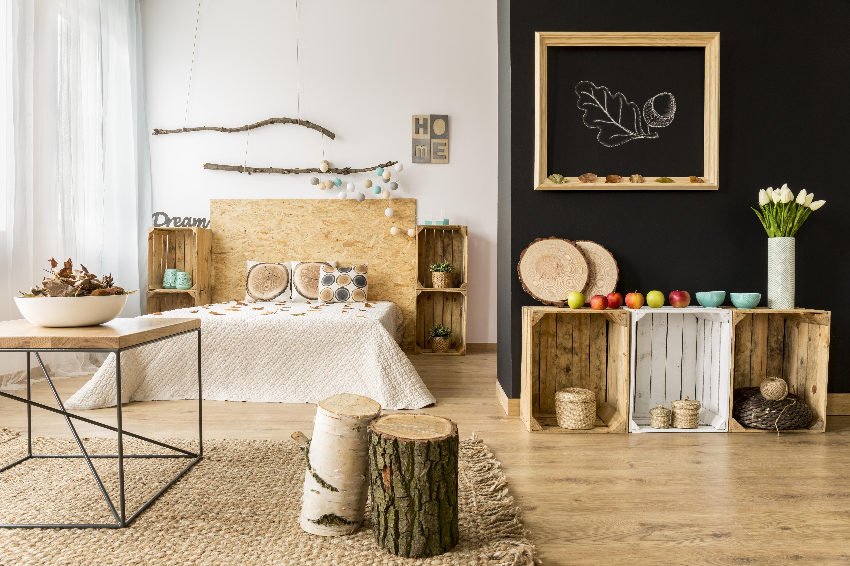 Dřevěné doplňky, které zútulní váš domov