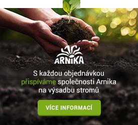Přispíváme na výsadbu stromů