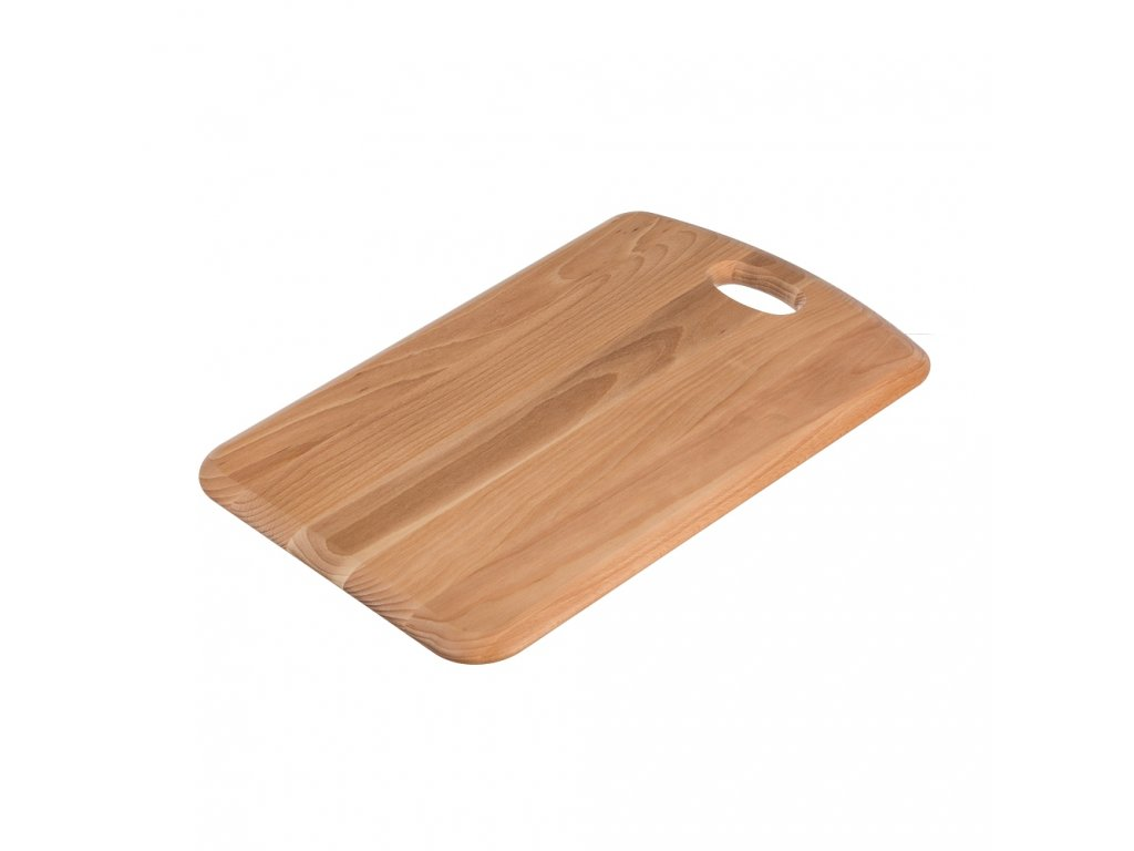 Obdélná dřevěná prkénka