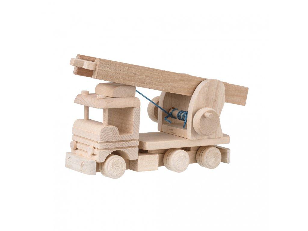Přírodní dřevěné hračky