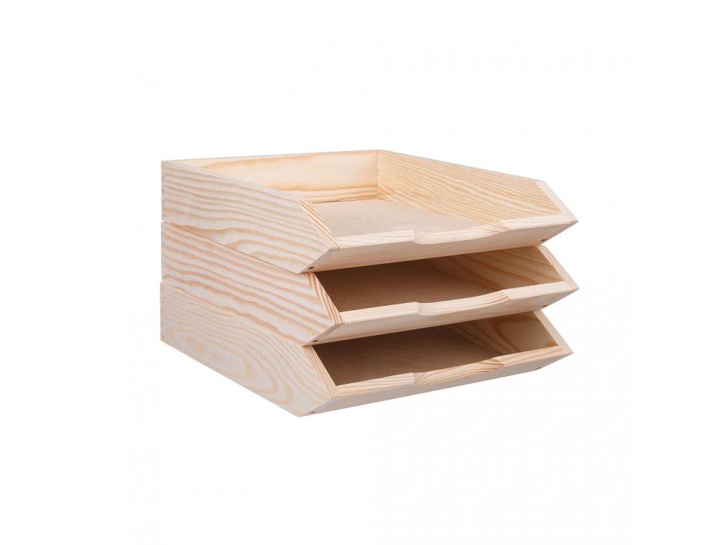 Dřevěné doplňky na dokumenty