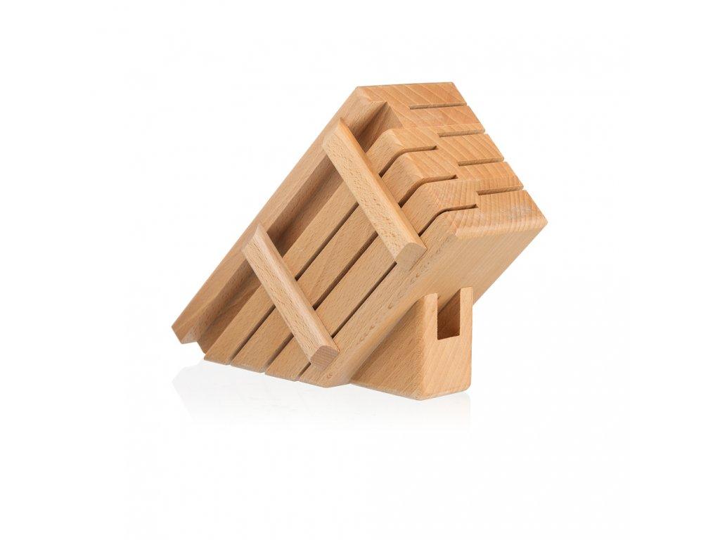 Dřevěné bloky na nože