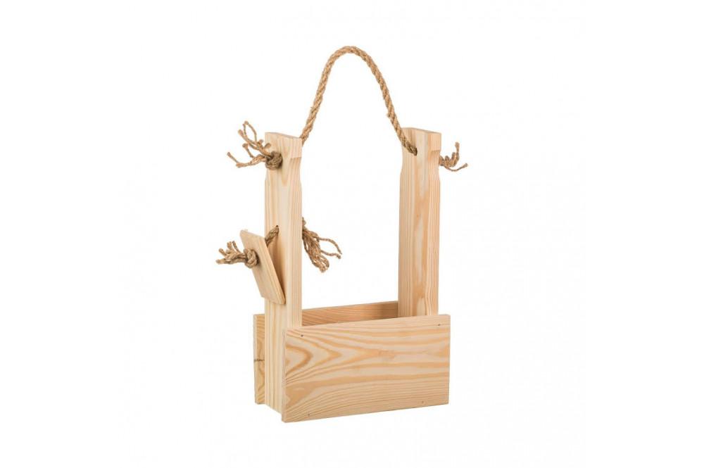 Dřevěné nosiče
