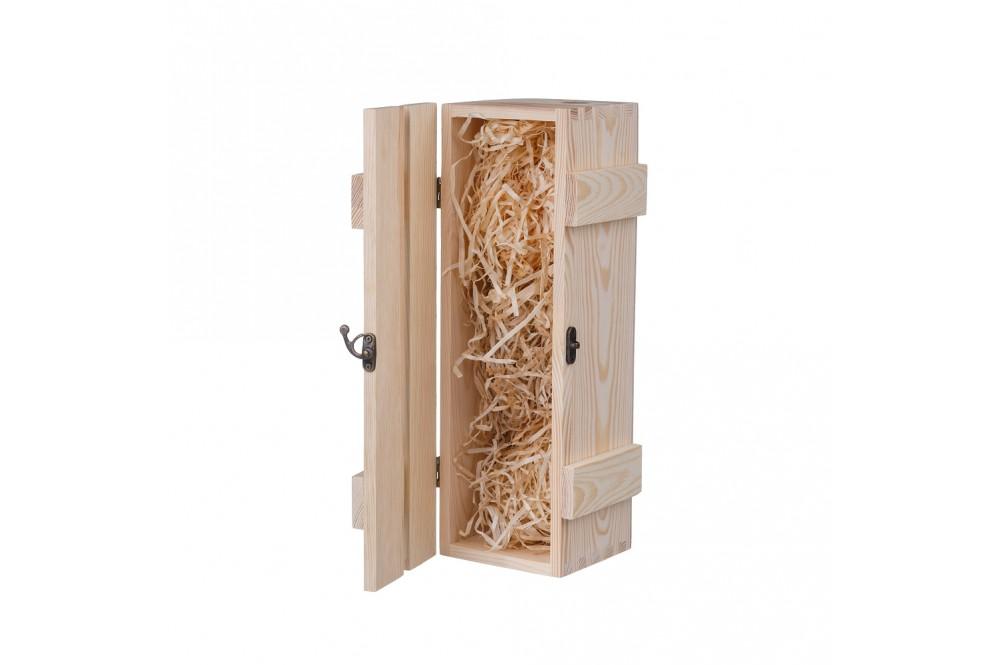 Dřevěné krabičky na alkohol