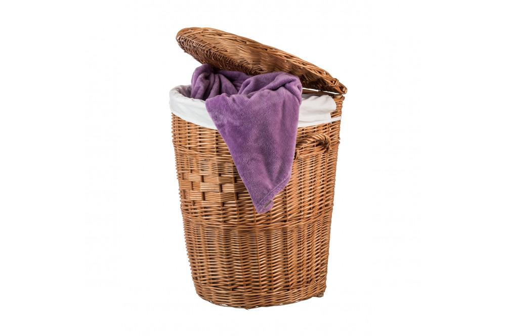 Proutěné koše na prádlo