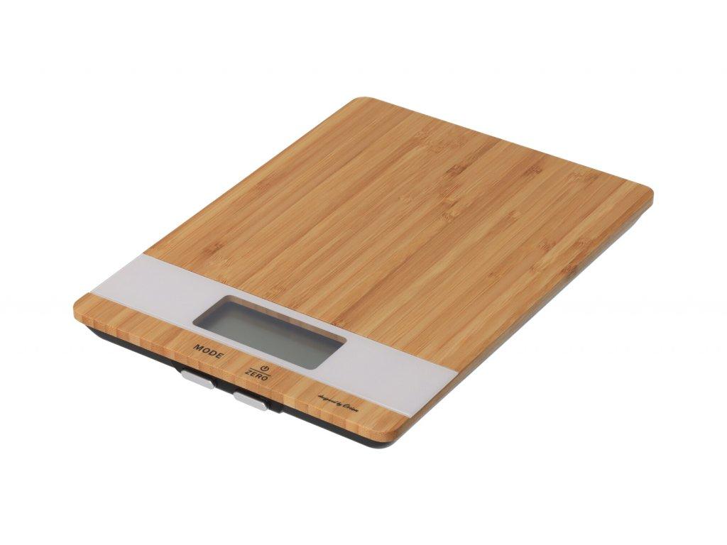 Kuchyňská digitální bambusová váha - 5 kg