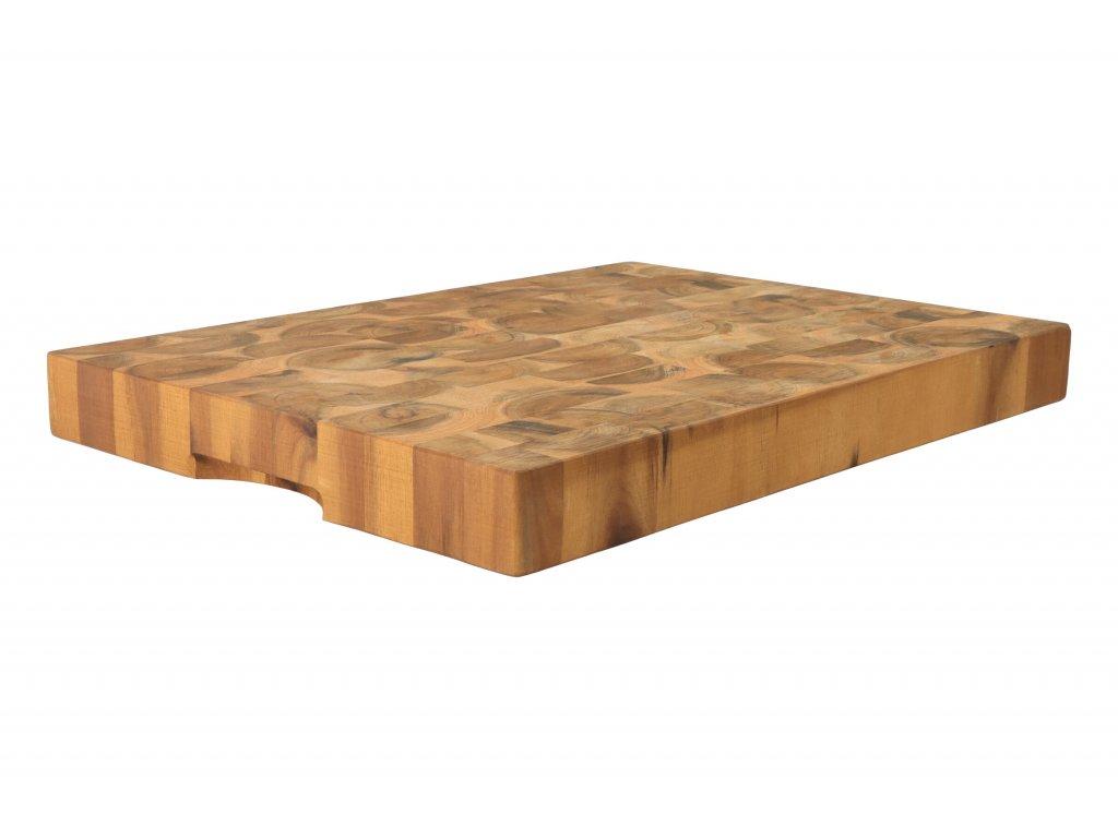 Bambusový servírovací tácek
