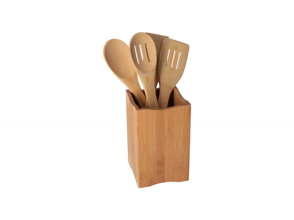 Bambusová sada vařeček a obraceček