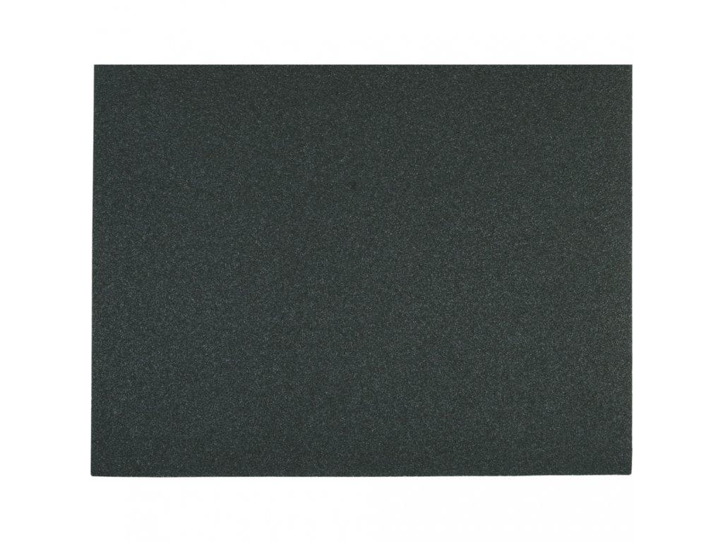 Brusný papír 230x280 mm - zrnitost 80