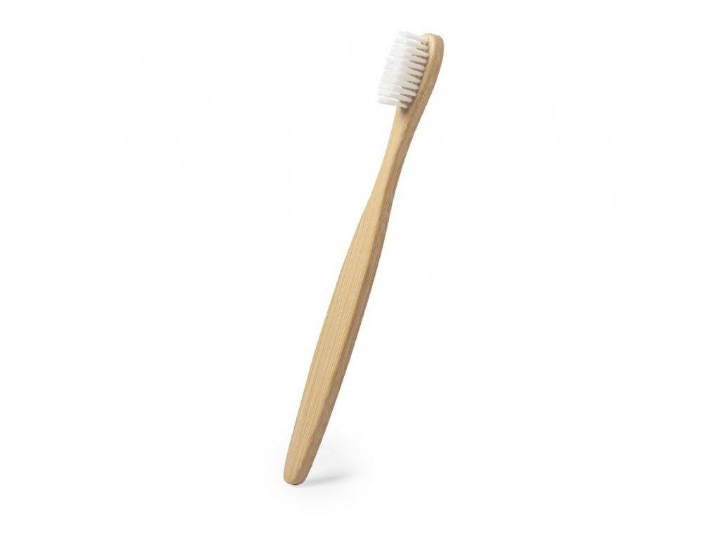 Bambusový dětský zubní kartáček
