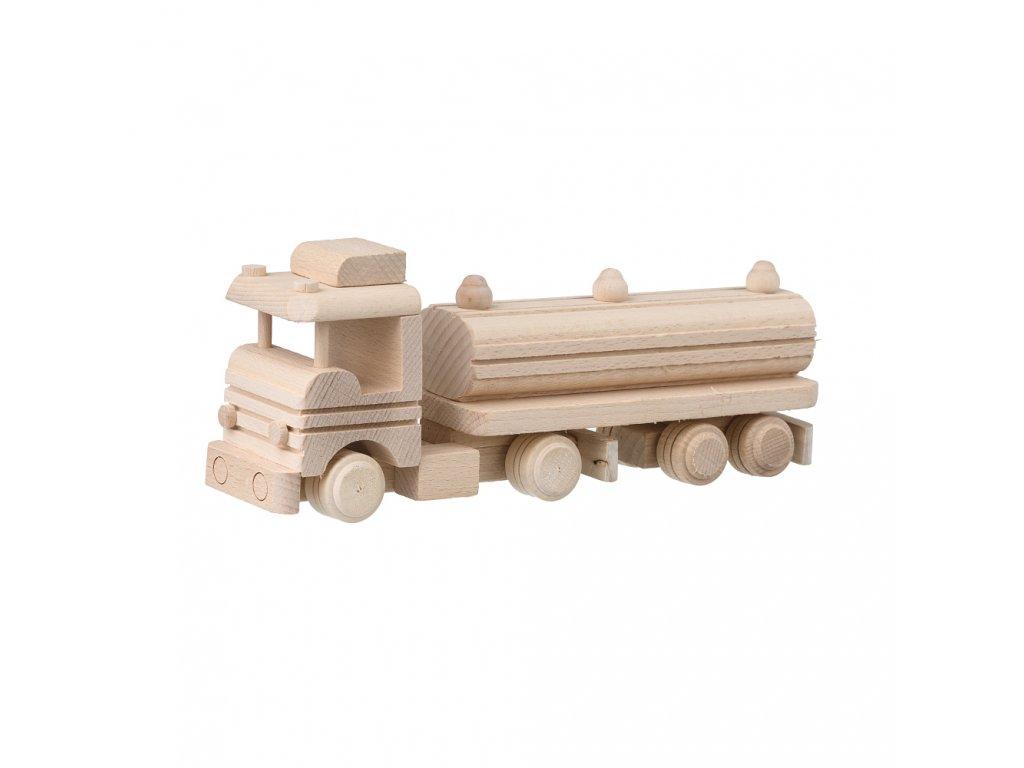 Dřevěná cisterna