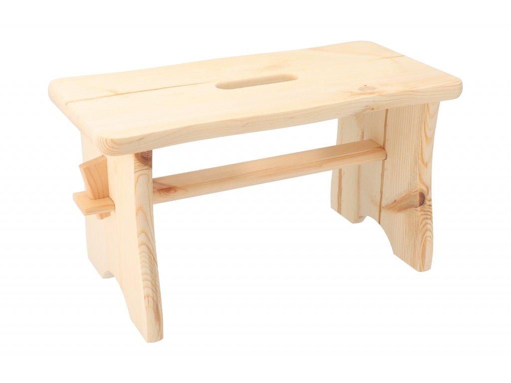 Dřevená stolička