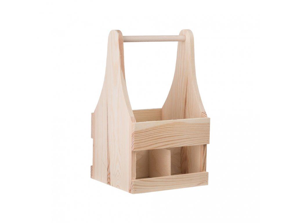 Dřevěný nosič I