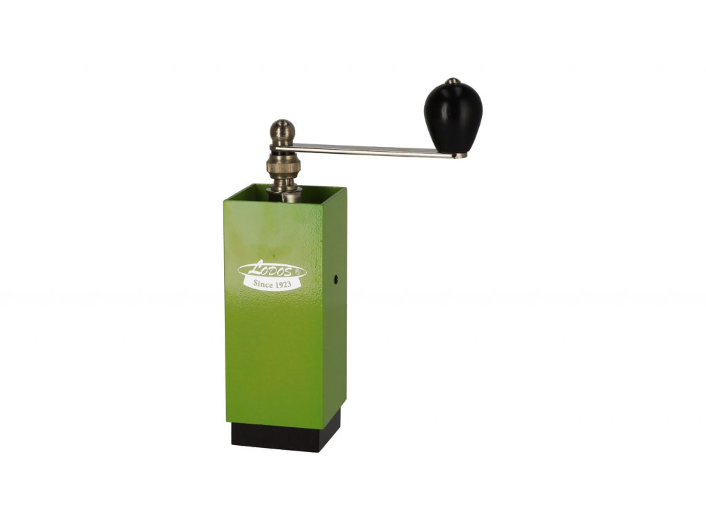Mlýnek na kávu pinnacle - zelený