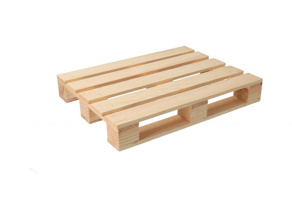Dřevěná paleta malá
