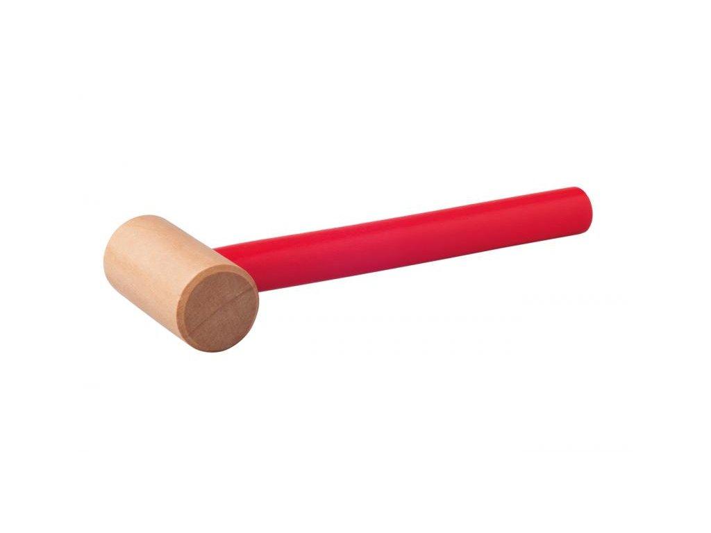 Dřevěná zatloukačka