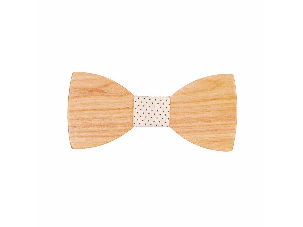 Dřevěný motýlek VII