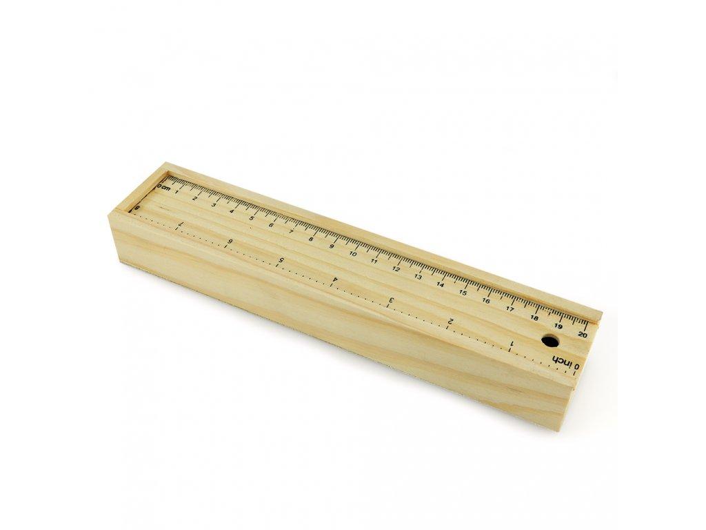 Dřevěné tužky - sada 12ks