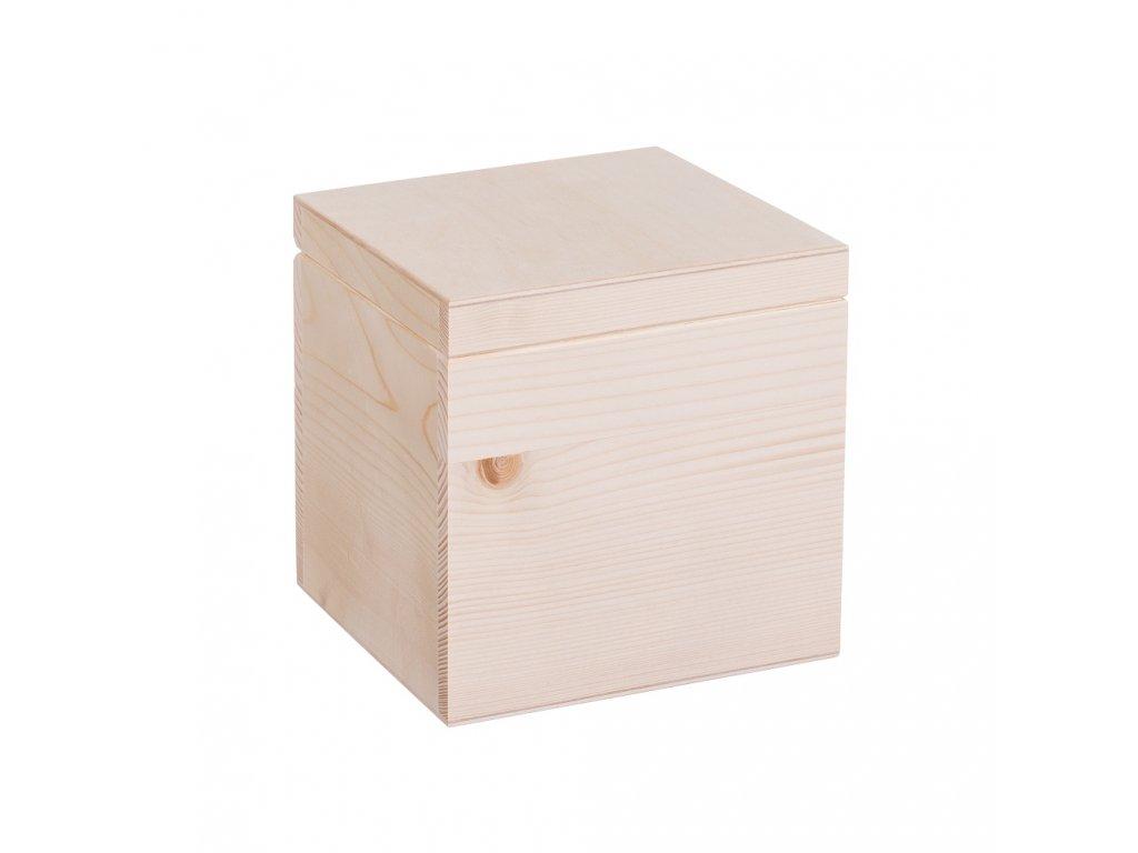 Dřevěná krabička VII