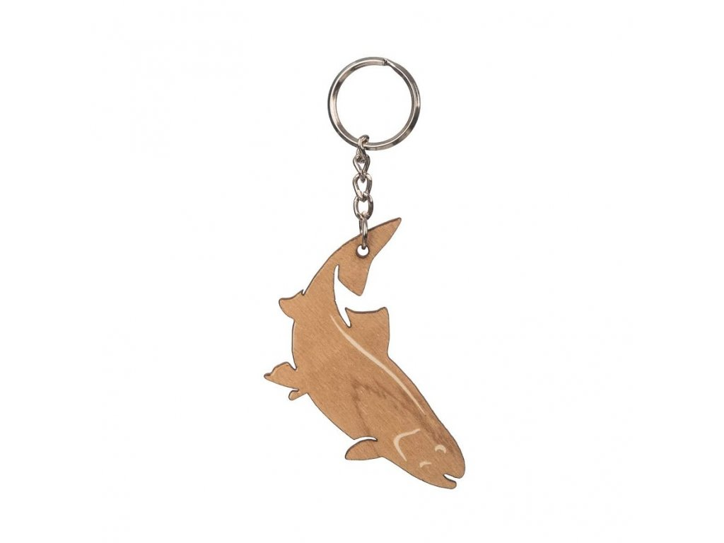 Přívěšek na klíče - ryba