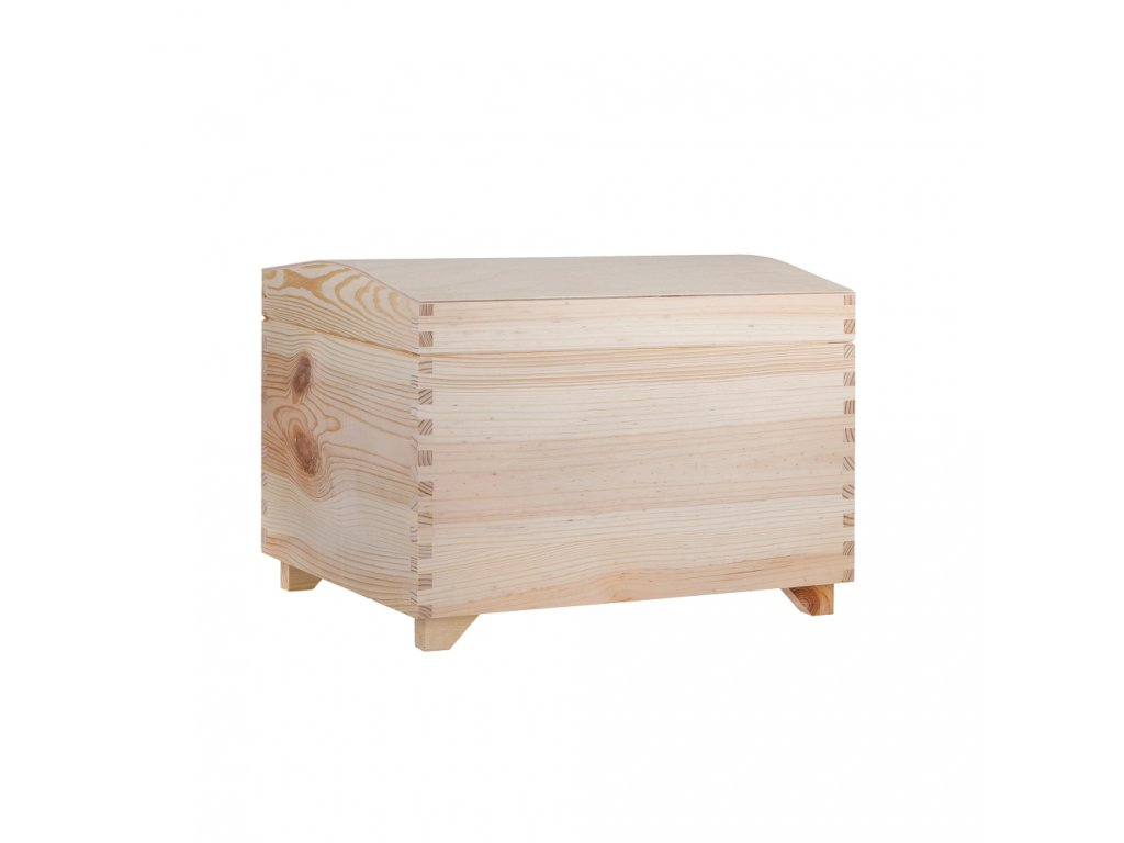 Dřevěná truhla III