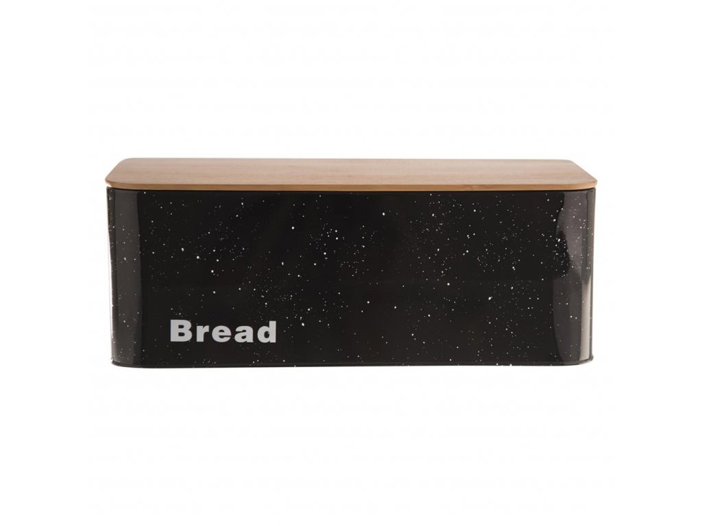 Plechová chlebovka s víkem - bread